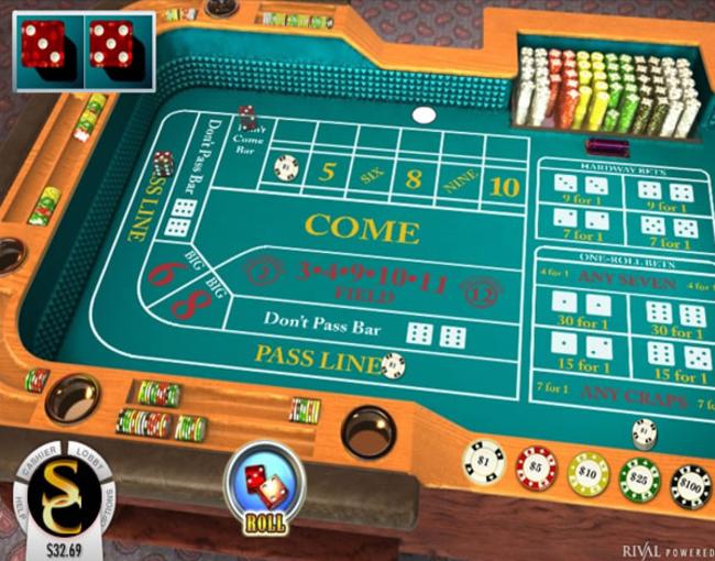 best online craps casino spilen gratis